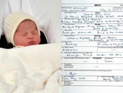Tradurre il certificato di nascita
